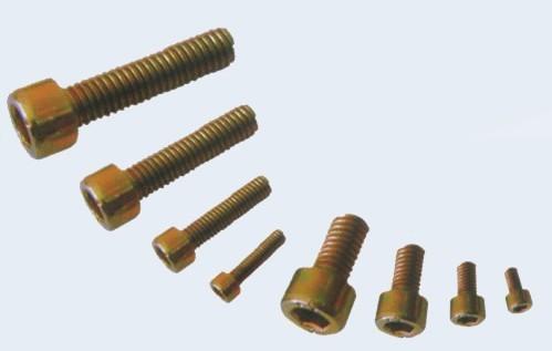 4.8级内六角圆柱头螺钉 4.8级内六角螺丝 4.8级内六角螺栓 深圳市创固螺丝